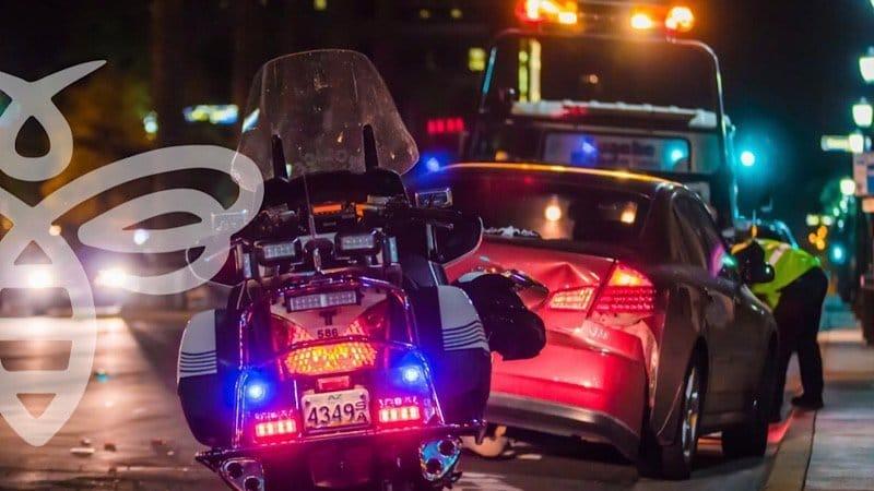 Three Vehicle Fatal Crash