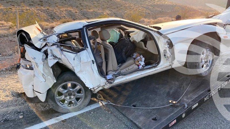 Fatal Crash on SR168