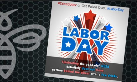 Labor Day Holiday DUI Enforcement