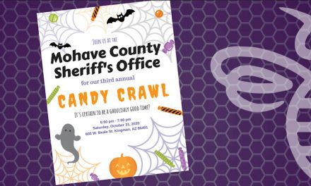 Mohave County Sheriff's Office 3rd Annual Candy Crawl