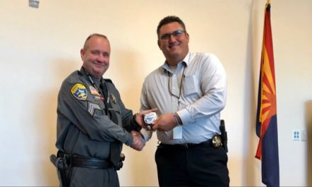 Mohave County Sheriff's Office Promotion