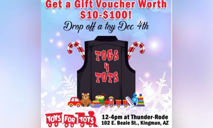 Third Annual Togs 4 Tots Event