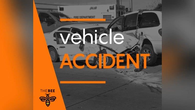 Traffic Accident Involving School Bus