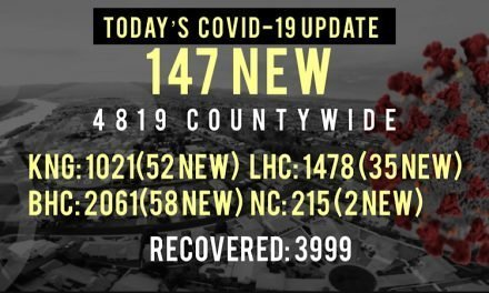 Largest Number of New Positive COVID-19 Cases in Mohave County