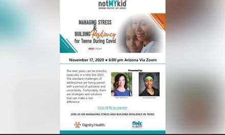 Managing Stress & Building Resiliency parent webinar