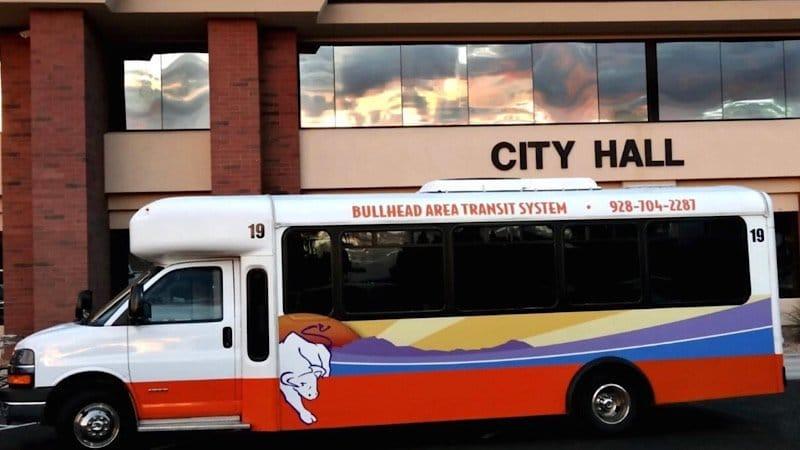 Bullhead Area Transit System 20thAnniversary