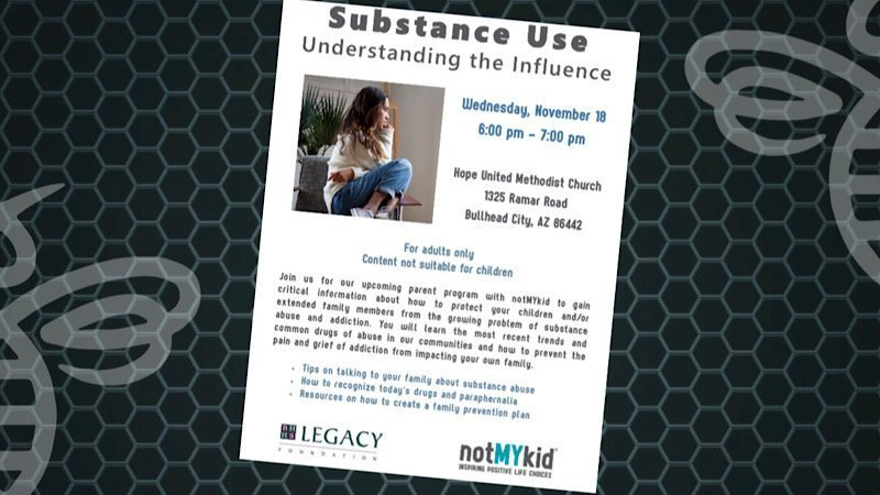 Substance Use – Understanding the Influence