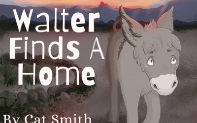 "Colorado River Historical Museum Hosts ""Walter Finds A Home"" Book Signing April 3rd"