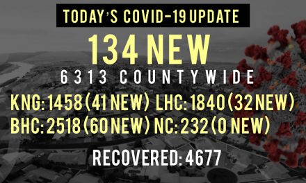 134 New COVID-19 Cases In Mohave County