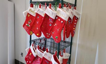 Come play Santa & fill our Senior Christmas Stockings