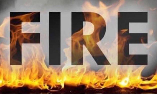 Residential Duplex Fire