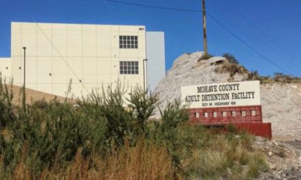 Death Investigation  at the Mohave County Jail