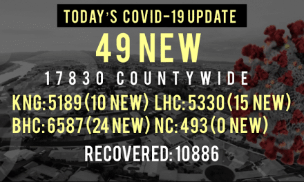 49 New COVID-19 Cases Reported Today in Mohave County