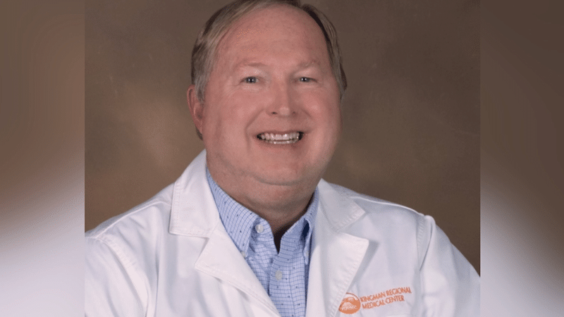 KRMC welcomes Steve Clemenson, MD