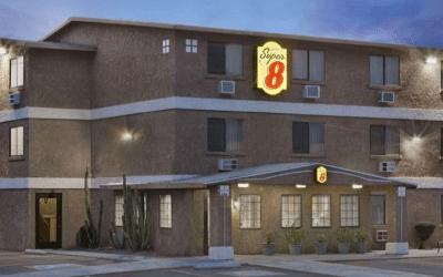 Small Fire at Super 8 Hotel