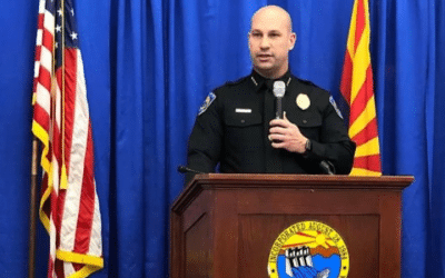 New Police Chief Robert Trebes Appointed