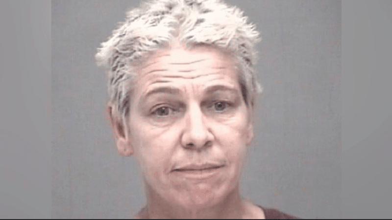 Woman Arrested for Burglary