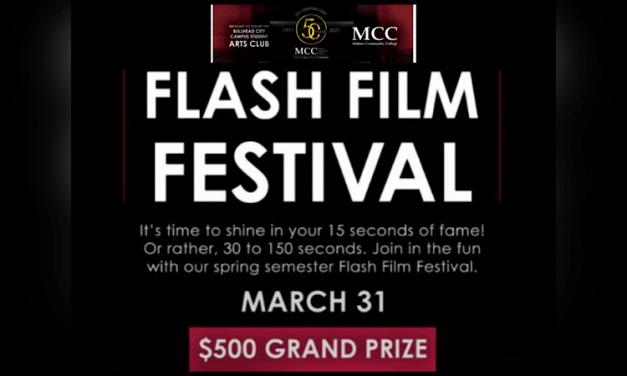 BHC Arts Club hosts Flash Film Festival