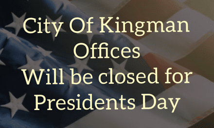 Kingman City Offices Presidents Day Closures