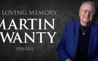 Martin Ernest Swanty Oct. 19, 1930 to Jan. 21, 2021
