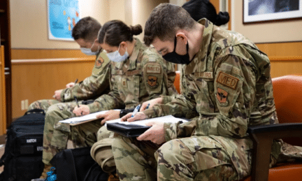 Military medical personnel to provide staffing relief at KRMC