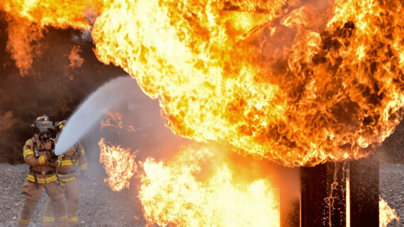 Residential Structure Fire With Fatalities