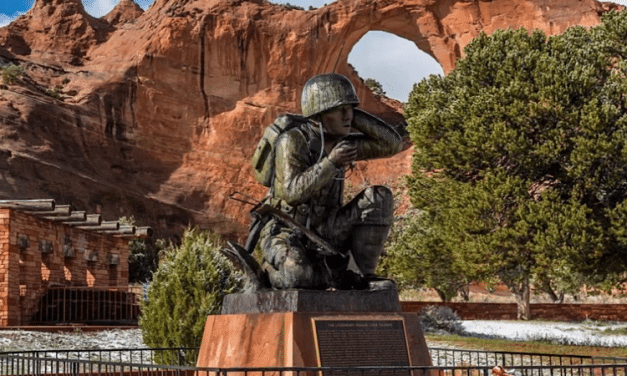 National Navajo Code Talkers Day To Become an Official State Holiday