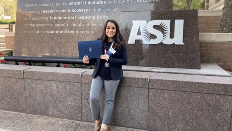 Update and transfer tips from MCC2ASU student Jennifer Jaimes