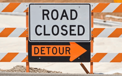 U.S. Highway 95 Closure Between Fallon and Schurz April 19-29 for Roadway Reconstruction
