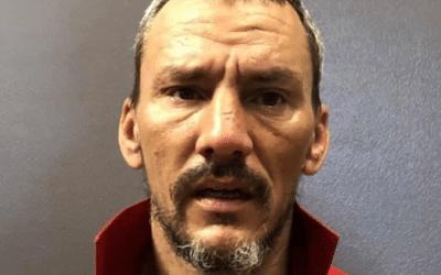 Man Arrested for Felony Criminal Damage at Local Businesses