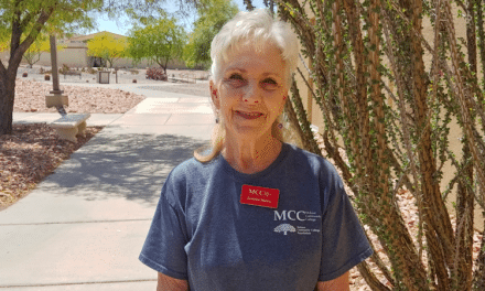 MCC Licari Service to Students Award winner, a lifetime helping students