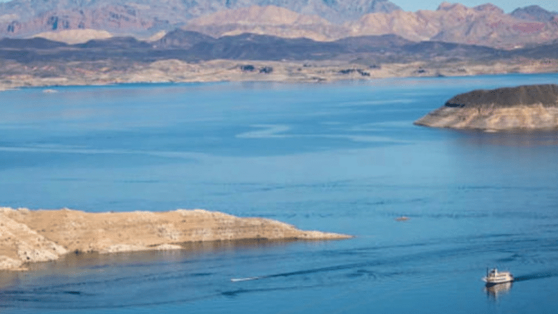 LOWERING LAKE LEVELS WILL IMPACT BOAT LAUNCHING LOCATIONS ACROSS LAKE MEAD