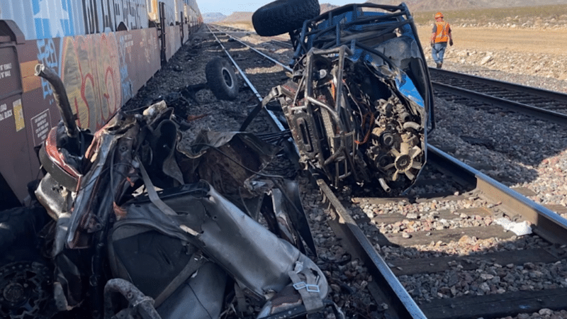 FATAL VEHICLE/ TRAIN COLLISION UPDATE
