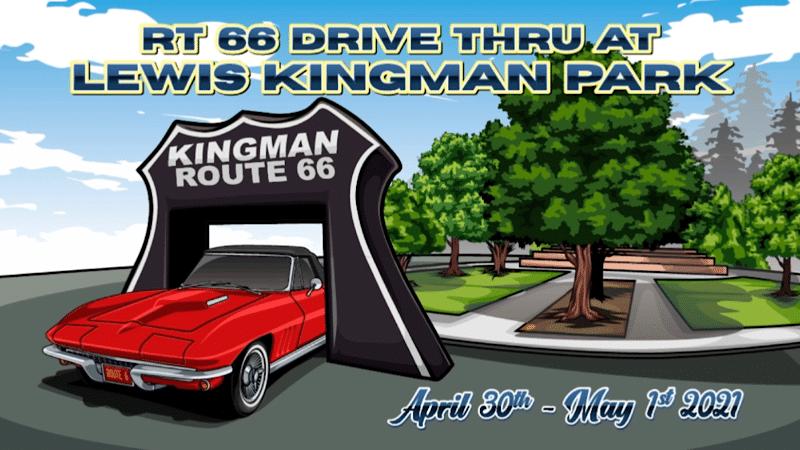 Route 66 Fun Run Drive Thru Experience