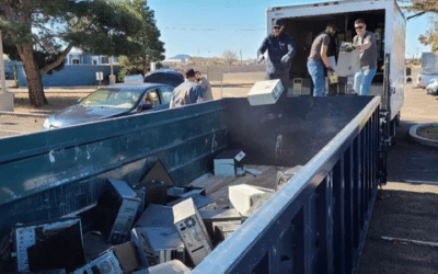 Mohave Community College student computer club hosts annual Technology Recycling Drive with City of Kingman