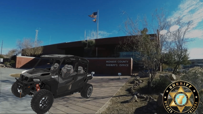 Mohave County Sheriff's Office Awarded GOHS Grant