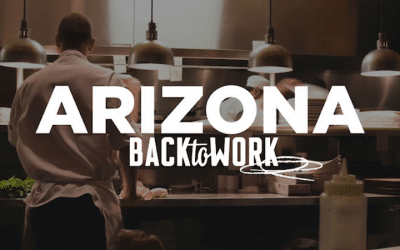 "Governor Ducey Announces ""Arizona Back To Work"""