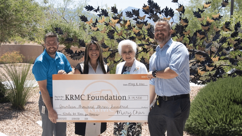 KRMC Foundation Mary Chan's Race for Hospice Results