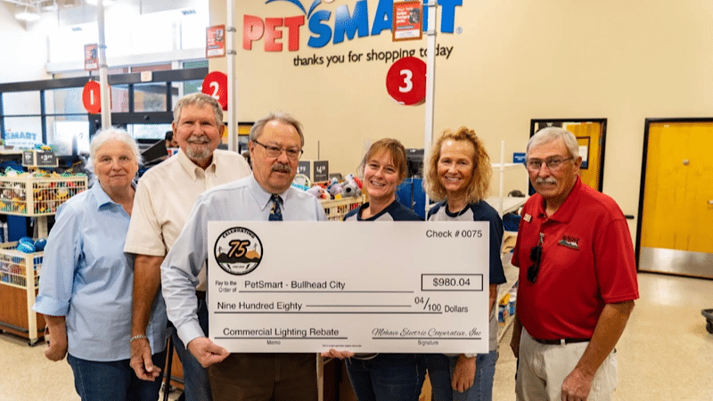 PetSmart Saving a Little Extra for the Pets