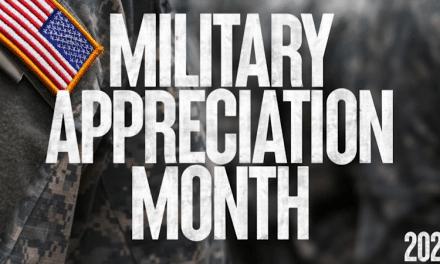 Arizona Recognizes Military Appreciation Month