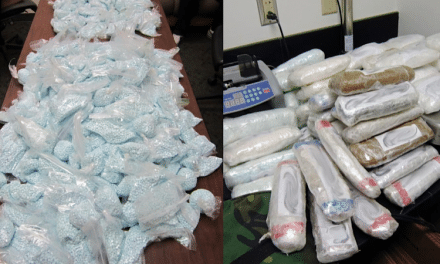 ARIZONA STATE TROOPERS SEIZE OVER $6 MILLION IN ILLEGAL DRUGS IN TWO TRAFFIC STOPS