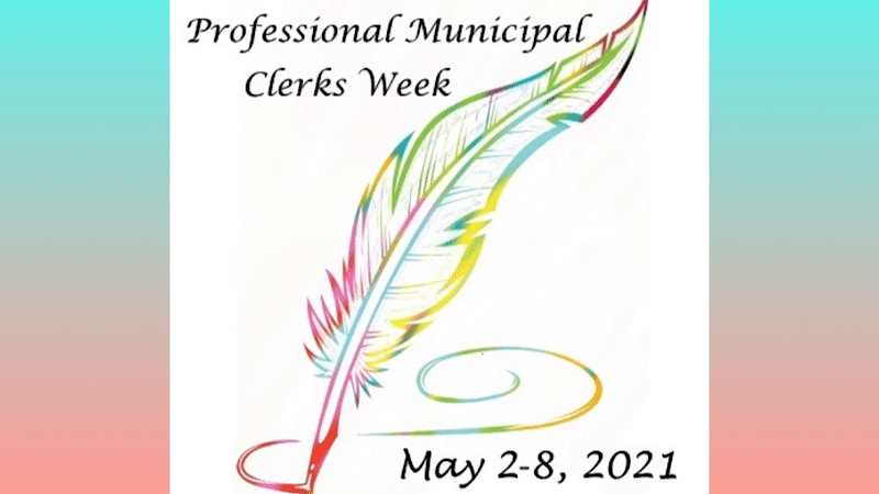 Professional Municipal Clerks Week