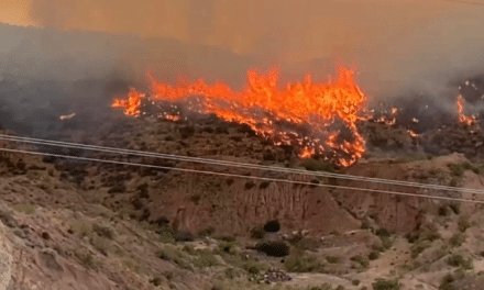 Governor Ducey Issues Declarations of Emergency In Response to Fires Across the State