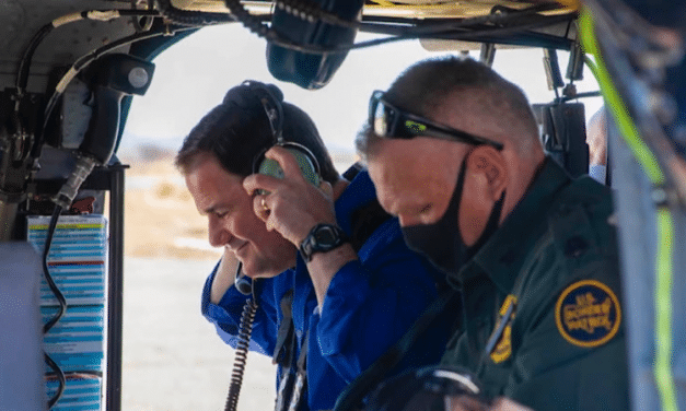 Governors Ducey, Abbott Urgently Request Support For Border Security