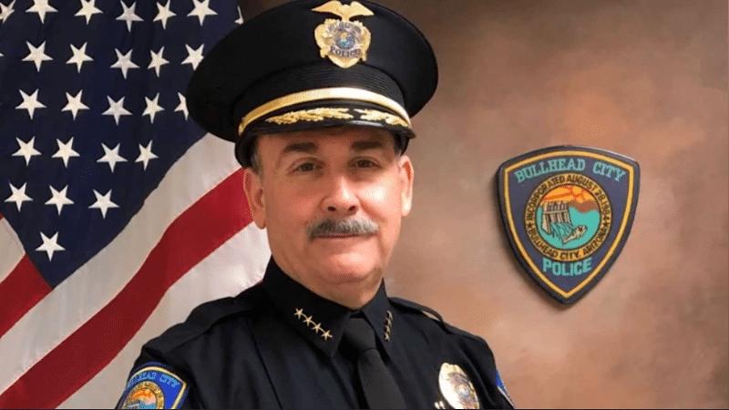Bullhead City Police Deputy Chief DeSantis Retires