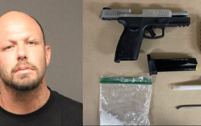 WEAPON/ DRUG POSSESSION- MOHAVE VALLEY