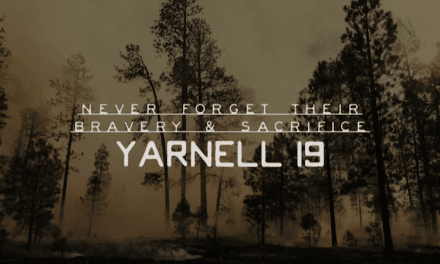 Ducey Orders Flags At Half-Staff In Honor Of The Yarnell 19 Firefighters