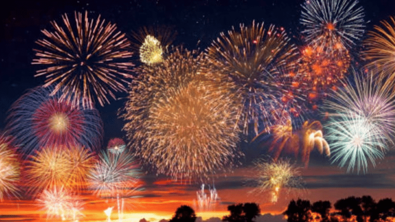 City Urges Residents and Visitors to Practice Fireworks Safety