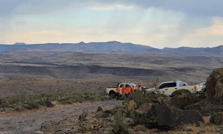 Two Perish in Wildland Firefighting Aviation Accident near Wikieup AZ