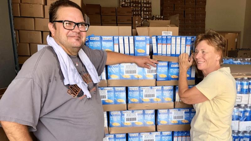 Volunteer at the Colorado River Food Bank And Improve Lives